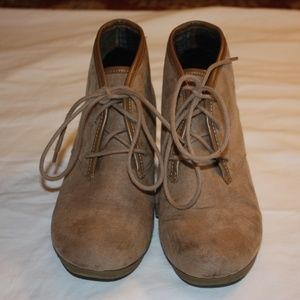 Mad Love Women's Shoes Tan Size 9